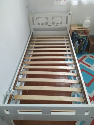 Dos camas infantiles ikea KRITTER