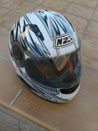 casco integral nzi