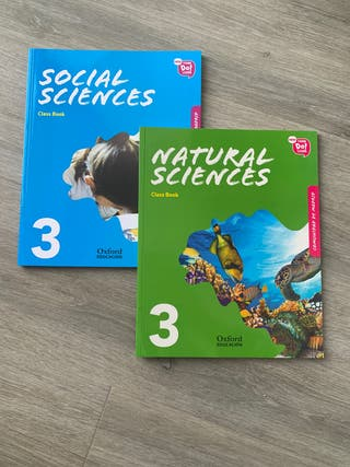 Natural & Social Science 3. Oxford