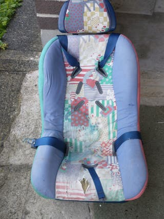 Blue Baby Car Safety Seat