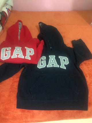 Sudaderas Gap talla 3 años