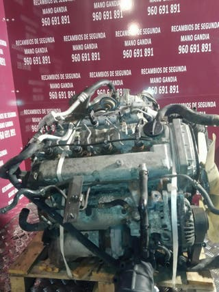 motor completo kia tipo d4cb 140cv