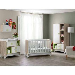habitación completa bebé/niño ROS