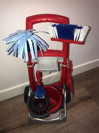 Carro de limpieza