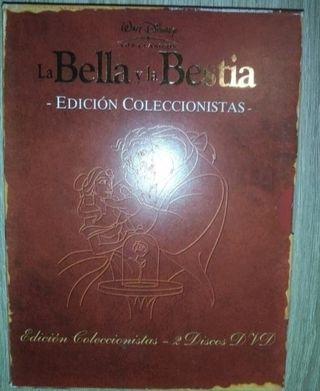 oferta la bella y la bestia edición coleccionistas