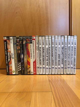 Lote / Colección Juegos de PC