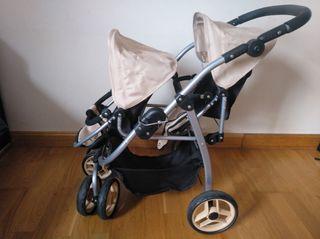 carrito de bebes de juguete