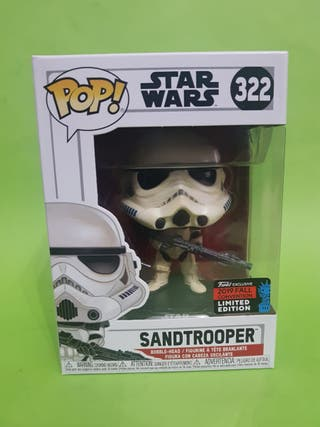 Sandtrooper NYCC 2019 Star Wars Funko Pop 322