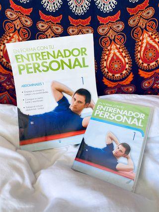 Artículo + DVD Entrenador Personal