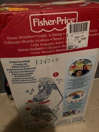 Columpio fisher price