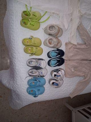 ropa de bebe de 9 12 y 18 meses incluido 6 meses