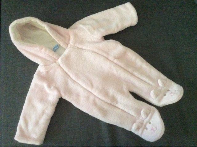 Buzo bebé 0-3 meses