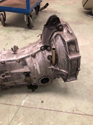 Caja de cambios de Subaru impreza