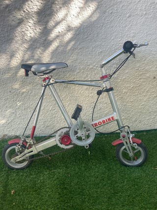 Mini bicicleta plegable Zerobike