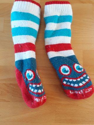calcetines nieve