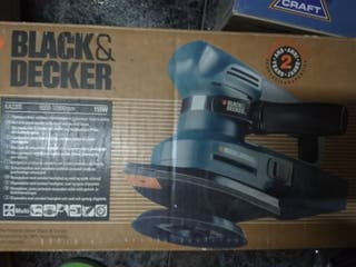 lijadora black decker
