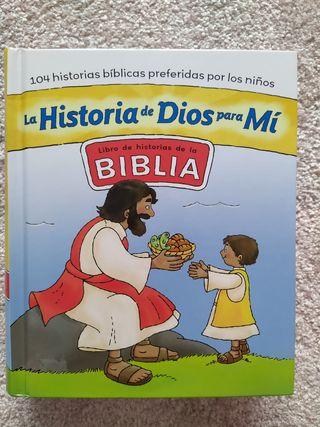 BIBLIA INFANTIL: LA HISTORIA DE DIOS PARA MÍ