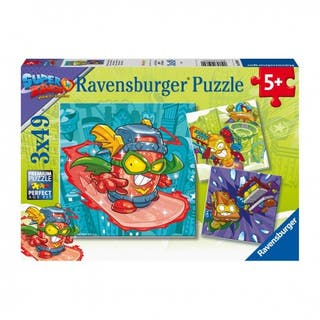 Superthings puzzle 3x49