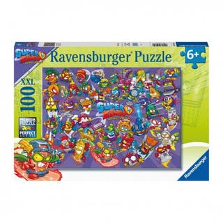 Superthings puzzle xxl 100 piezas