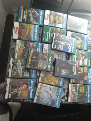 DVD pesca ,jara y sedal