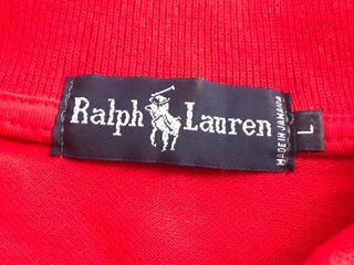Polo vintage Ralph Lauren talla L