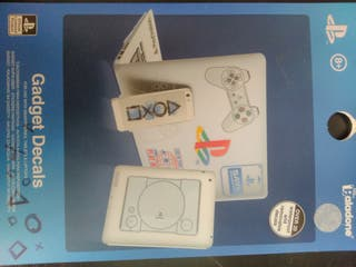 PlayStation pegatinas
