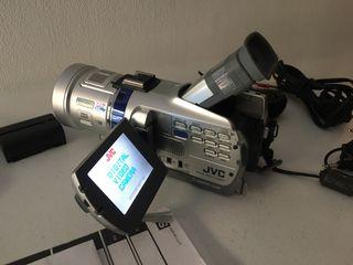 Camara Vídeo JVC