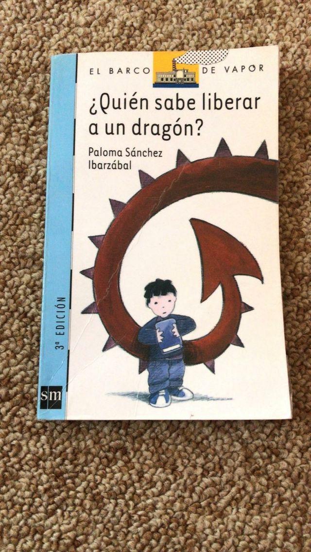 Libros Infantiles. El barco de Vapor