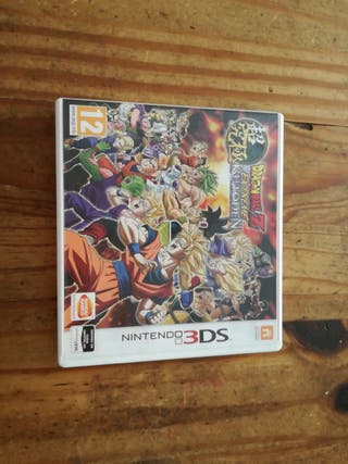 Dragon Ball Z: Extreme Butoden 3DS