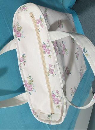 Woman/Girls Shoulder, Tote Bag/Hand Bags Chalk