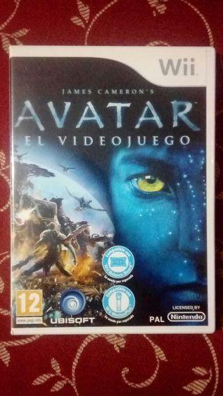James Cameron´s. Avatar. El Videojuego Wii