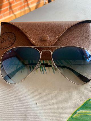 Gafas Originales Ray Ban Aviator Large