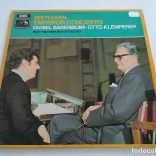 BEETHOVEN: DANIEL BARENBOIM, OTTO KLEMPERER CONDUC