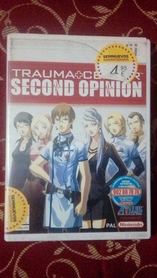 Trauma center. Second opinion Wii
