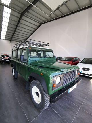 Land Rover Defender 2002
