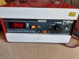 cargador bateria ferve f 812