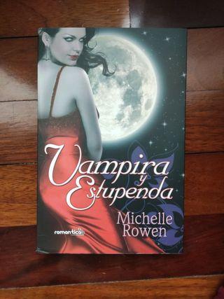Vampira y estupenda Libro