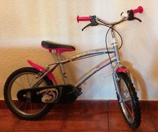 Bicicleta mediana Looney Tunes