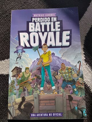 Perdido en Battle Royale.
