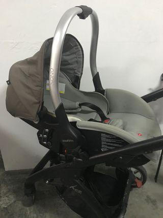 Carro bebé Casualplay kudu 4