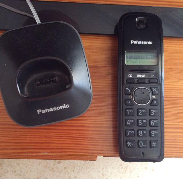 Telefono de casa inalambrico muy poco usado