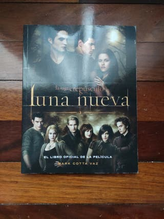Luna nueva Libro oficial de la película