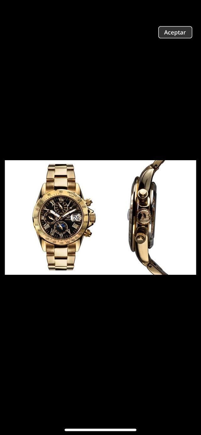 Reloj Le Capitaine André Belfort