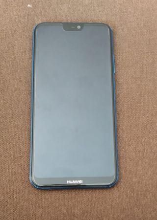 Huawei P20 Lite + Samsung Gear Sport
