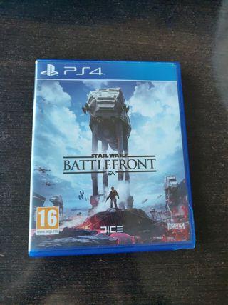Videojuego PS4