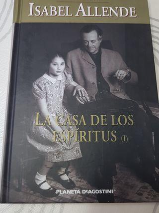 Libros La casa de los espíritus