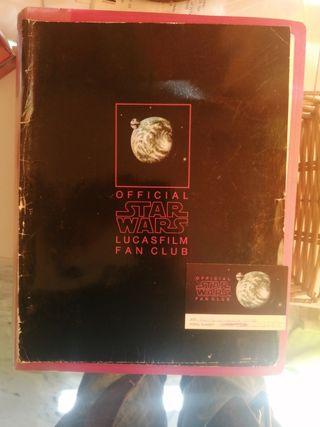 Lote vintage Star Wars