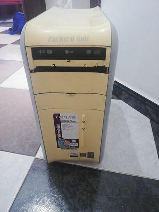 Torre Ordenador Packard Bell