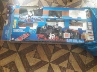 juguete de tren
