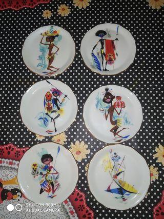 antiguos posa vasos cerámica Hispania